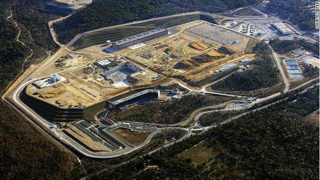 Will this fusion facility being built in southern France help solve our energy problems in the years ahead? Scientists like Steven Cowley, director of the UK's Culham Center for Fusion Energy, think that research at &lt;a href='http://www.iter.org/' target='_blank'&gt;ITER&lt;/a&gt; (pictured) could result in abundant, low-carbon energy in the future. 