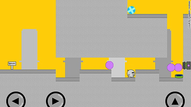 """Robot Run!"" is the third game app released by Irish 14-year-old Harry Moran, who released his first app at the age of 12. Although it was made as a class exercise for CoderDojo, merely months after he started attending the club, the game was an instant hit, reaching the top of the UK/Ireland App Store chart."