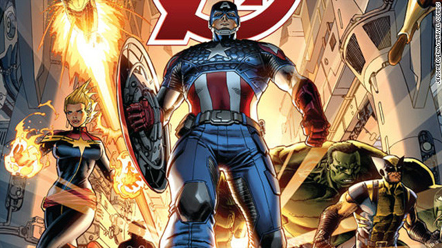 Marvel Entertainment offered 700 No. 1 issues, including 2012's