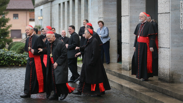 Papal conclave: By the numbers