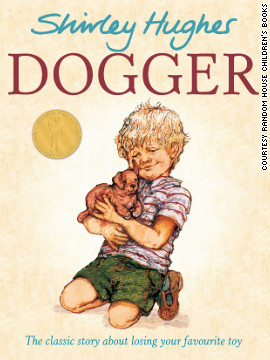 "Shirley Hughes' classic picture book ""Dogger"" is one of her most beloved titles and tells the story of a little boy who loses his favorite toy."