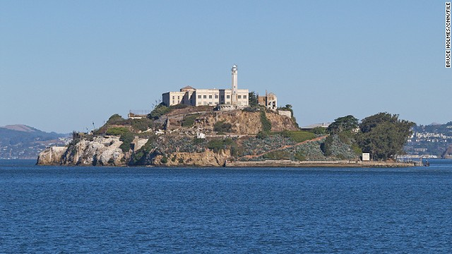 The Isla de los Alcatraces (Isle of the Pelicans), as Juan Manuel de Ayala, the Spanish explorer, named it in 1775, or Alcatraz Island as we know it today.
