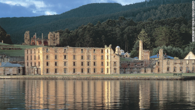 The UNESCO World Heritage-listed Port Arthur Historic Site.