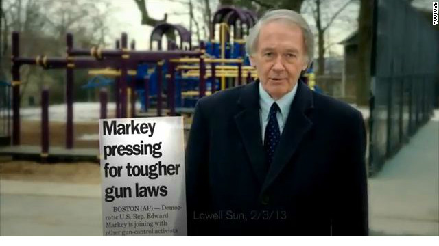 Markey, Lynch launch television ads