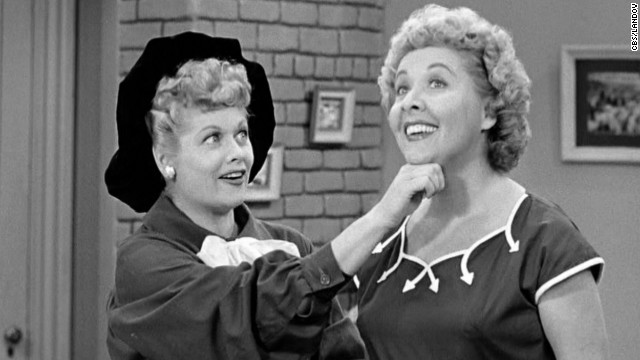 Vivian Vance's Ethel Mertz was always there to help her best friend out of a jam on &quot;I Love Lucy.&quot; Unless, of course, she and Lucy Ricardo (Lucille Ball) were in a jam together -- in which case hilarity was certain to ensue. 