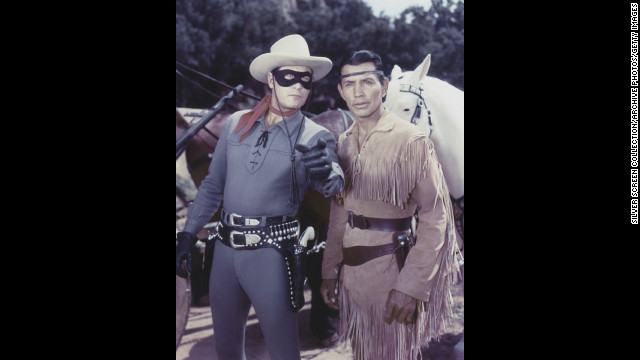 Jay Silverheels played faithful companion Tonto to Clayton Moore's Lone Ranger on &quot;The Lone Ranger,&quot; which ran from 1949 to 1957 on ABC.