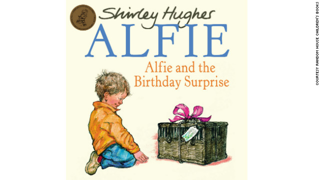 "Now celebrating its third decade of publication, Hughes' ""Alfie"" series -- concerning the adventures of an ordinary four year-old boy -- is another popular favorite."