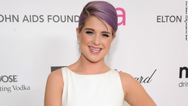 Kelly Osbourne back at home after hospital stay