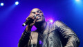 Singer Akon performs on stage at the Acer Arena on October 27, 2009 in Sydney, Australia.