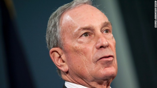 Bloomberg addresses a judge's ruling in March 2013 that halted a ban on large sugary drinks the day before it was to take effect.