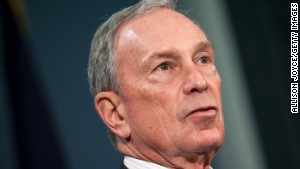Bloomberg: 'Cities lead on climate change'