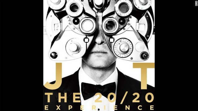 First impressions: Justin Timberlake's '20/20 Experience'
