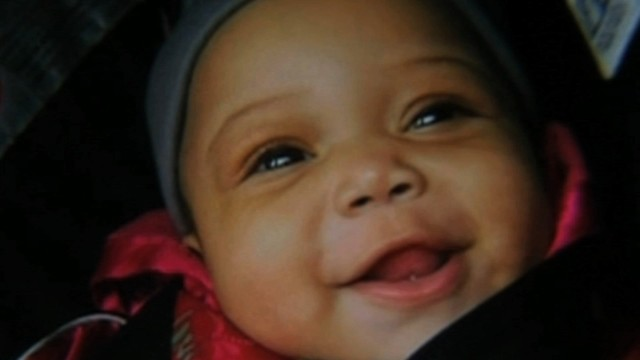 Hundreds payed their respects to Jonylah Watkins in Chicago Tuesday. The 6-month-old was fatally shot on March 11.
