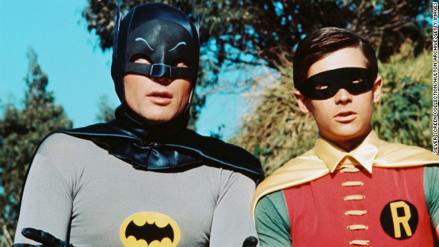Burt Ward played Dick Grayson, also known as Batman's loyal sidekick Robin, on the 1966 series created by Bob Kane. Robin helped Bruce Wayne defend Gotham City on &quot;Batman&quot; until the show went off the air in 1968.