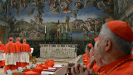 Visit the virtual Sistine Chapel