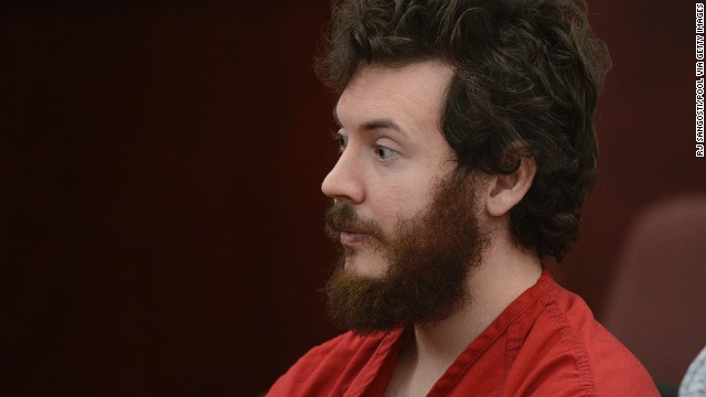 A judge entered a plea of not guilty Tuesday for Colorado theater shooting suspect James Holmes. 