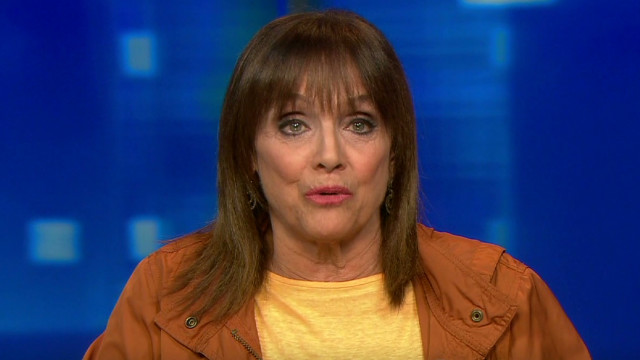 Actress Valerie Harper Lives In The Moment After Cancer