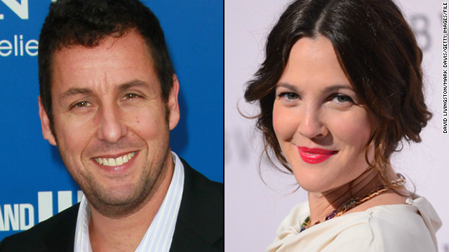 Adam Sandler, Drew Barrymore reunite for rom-com