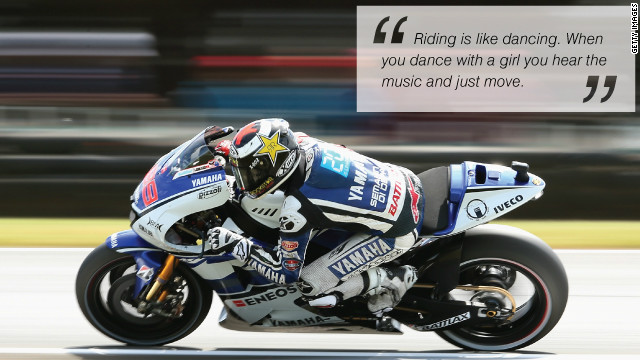 Human to Hero: Jorge Lorenzo