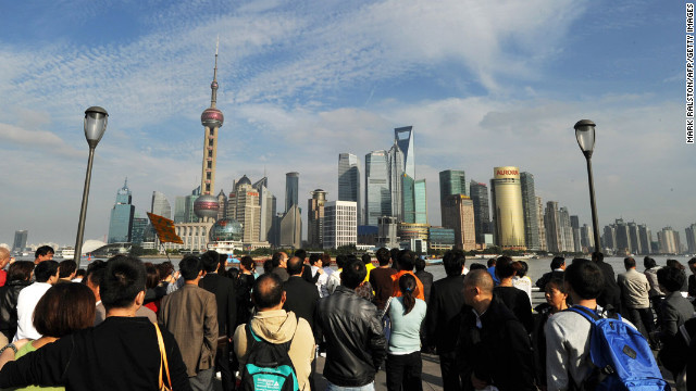 Shanghai top-end property averages £1,400 per square foot ($2,117).