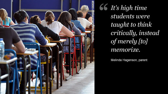 Hagenson says she teaches university-level writing, so she also has an educator's role. What do you think? Comment below.