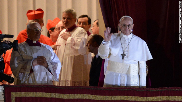 Photos: Vatican prepares to choose a pope