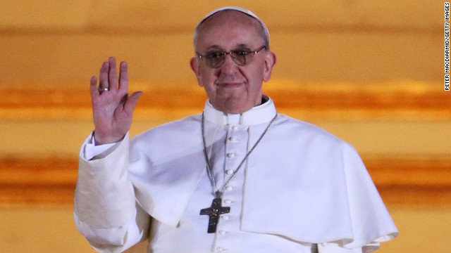 Pope Francis: First Catholic leader from Latin America