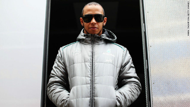 After 15 years with McLaren, Lewis Hamilton has flown the nest and landed in the Mercedes garage. The 2008 world champion is being tipped for success in 2013, with his new teammate Nico Rosberg showing in preseason that the new Mercedes is capable of topping the timesheets.
