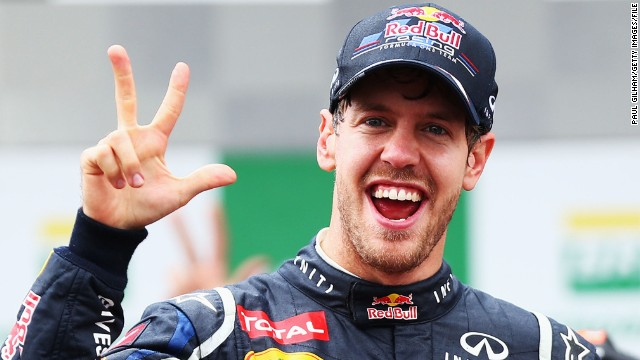 Sebastian Vettel will remain with Red Bull until the end of the Formula One 2015 season