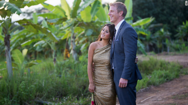 'Bachelor' Sean is saving sex for marriage