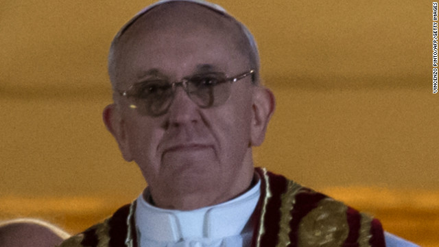 Historic choice for new pope, Jorge Bergoglio becomes first South American pope