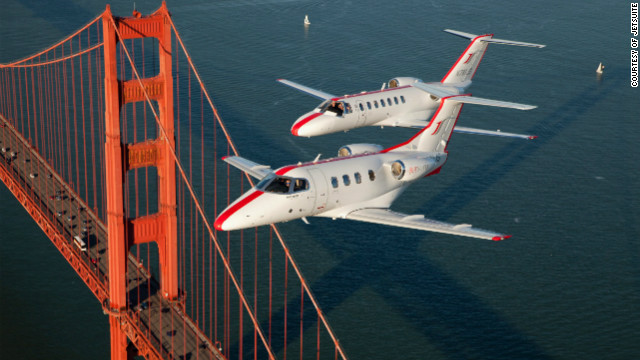 JetSuite opts for lighter and less expensive planes, which brings prices down