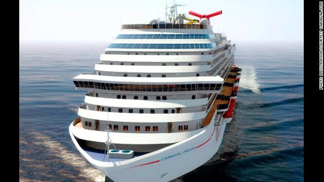 Otro barco de la empresa Carnival con problemas