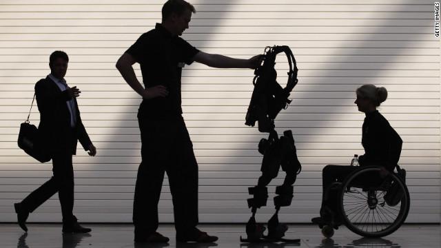 Ekso: una herramienta de movilidad para las personas con discapacidad