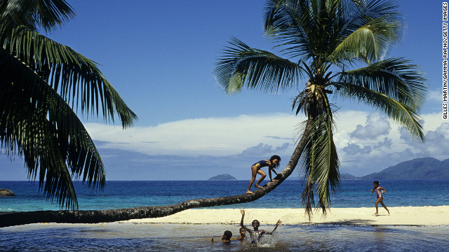 The Seychelles topped the rankings for Africa for the first time. The nation is dependent on its tourism industry and according to the report has the second highest travel and tourism expenditure-to-GDP ratio in the world as well as effective marketing and branding campaigns. The report said efforts to develop tourism in a sustainable way could be reinforced, &quot;for example by increasing marine and terrestrial protection, which would help to protect the many threatened species in the country.&quot;