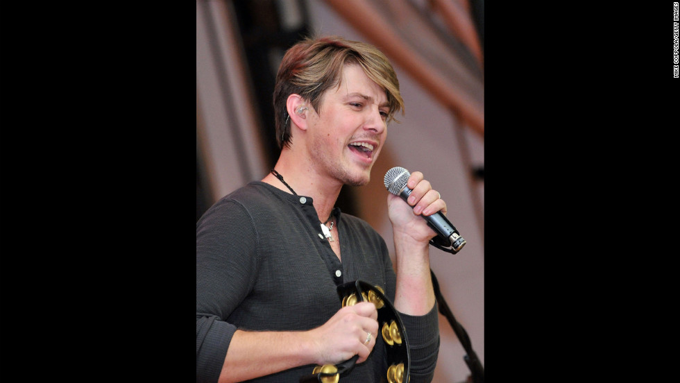 MMMExcuse me? Taylor Hanson turns 30 on Thursday. The 1990s heartthrob is one-third of the pop-rock group Hanson, which also includes his older brother Isaac and younger brother Zac. Taylor was just 12 years old when the group released their first album, &quot;Boomerang.&quot;