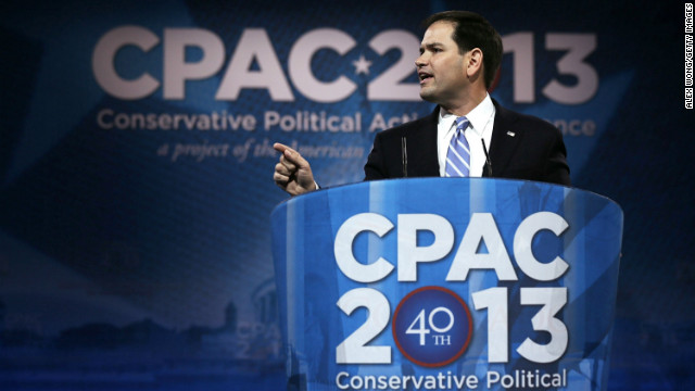 Defending conservatism, Rubio says 'we don't need a new idea'