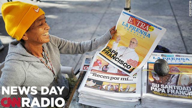 CNN Radio News Day: March 14, 2013