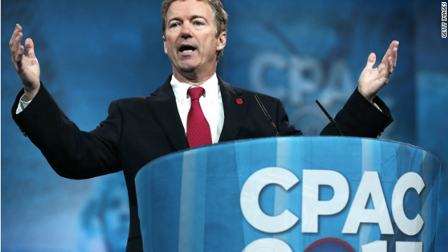 Rand Paul: GOP is 'stale and moss-covered'