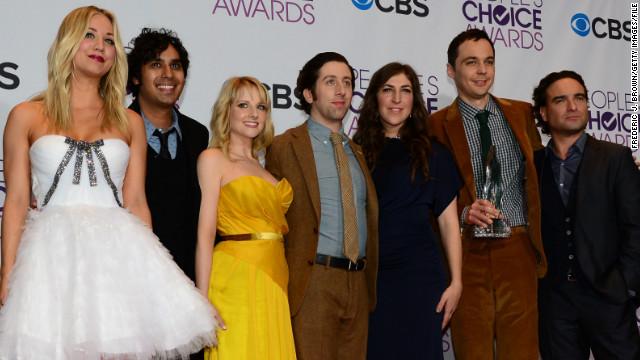 """The Big Bang Theory"" tendrá una séptima temporada"