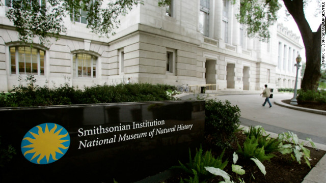 The Smithsonian Institution's National Museum of Natural History was named FamilyFun's top attraction in the museums, zoos and aquariums category. 