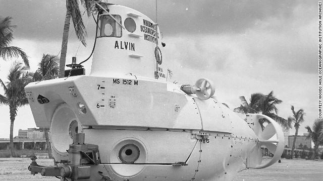 "In 1977, the development of new technology allowed the human-occupied vehicle, ""Alvin"" to explore a volcanic ridge 2500 meters below sea-level. ""This discovery changed our understanding of how life can function here on Earth and opened entirely new fields of research,"" says German."