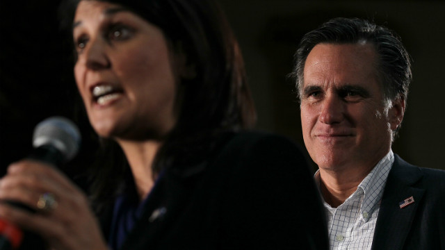 Nikki Haley to introduce Romney at CPAC