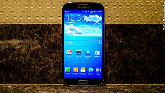 El Galaxy S4, mejora su cámara y 'blinda' la información de sus usuarios