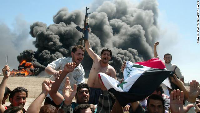 The U.S. assault on Falluja in 2004 was a gift to jihadi recruiting sergeants, writes David Wearing.