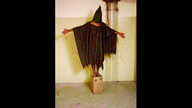 Photographs depicting detainee abuse inside Abu Ghraib prison at the hands of U.S. troops were released in late April 2004. The fallout was immediate, and the images gave anti-war protesters ammunition to rally people to their cause.