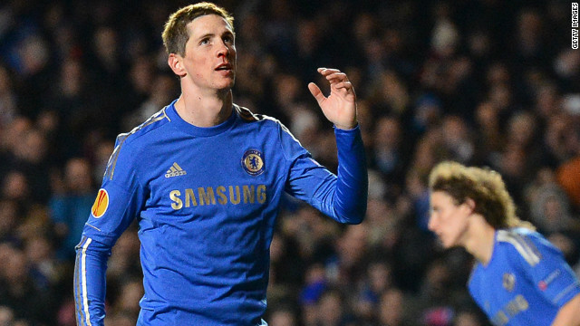 Torres took center stage late on, scoring the winner before looking to the sky as he fired a late penalty against the crossbar