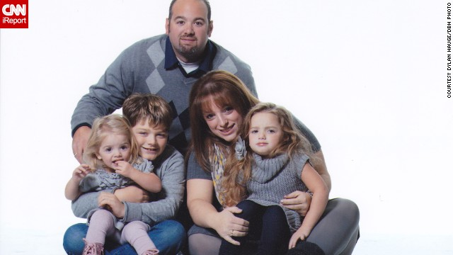 """I used to cringe every time my 2-year-old asked who would be taking care of her that day. I have recently decided to adopt a new attitude and look to them for guidance,"" said<a href='http://ireport.cnn.com/docs/DOC-940326'> Rebecca Giannelli</a>, mom of three in Glendale Heights, Illinois."
