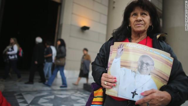 El Papa y los Kirchner, una relación de contrarios