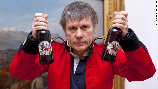 Iron Maiden to launch its own beer